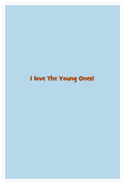 I love The Young Ones!